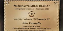 Triangolare Calcio A7 - 1° Memorial Carlo Diana