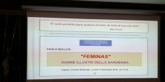 FEMINAS DONNE ILLUSTRI DELLA SARDEGNA - II LICEO EUROPEO