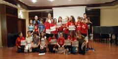 Premiazioni Tornei Sportivi - a.s. 2017 - 2018