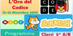 L'ora del codice - Progetto coding