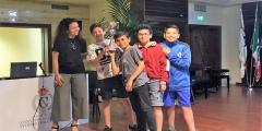 Premiazione conclusiva tornei sportivi