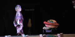 """Spettacolo teatrale  """"Cipollino e Mr W"""""""